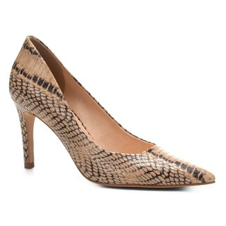 Scarpin Shoestock Salto Alto Cobra