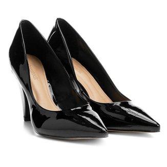 Scarpin Shoestock Salto Alto Cone