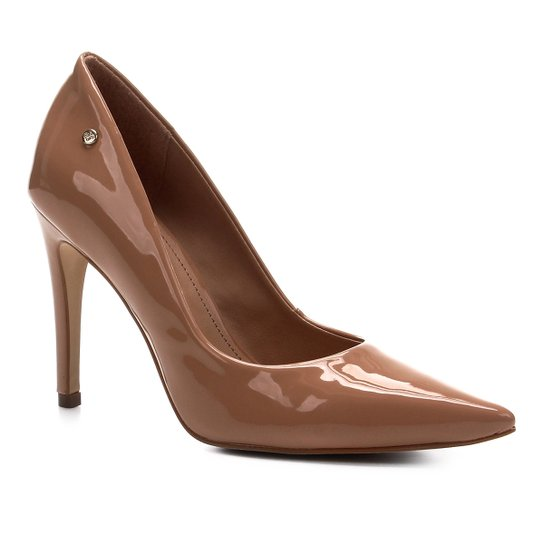 Scarpin Shoestock Salto Alto Naked - Noz