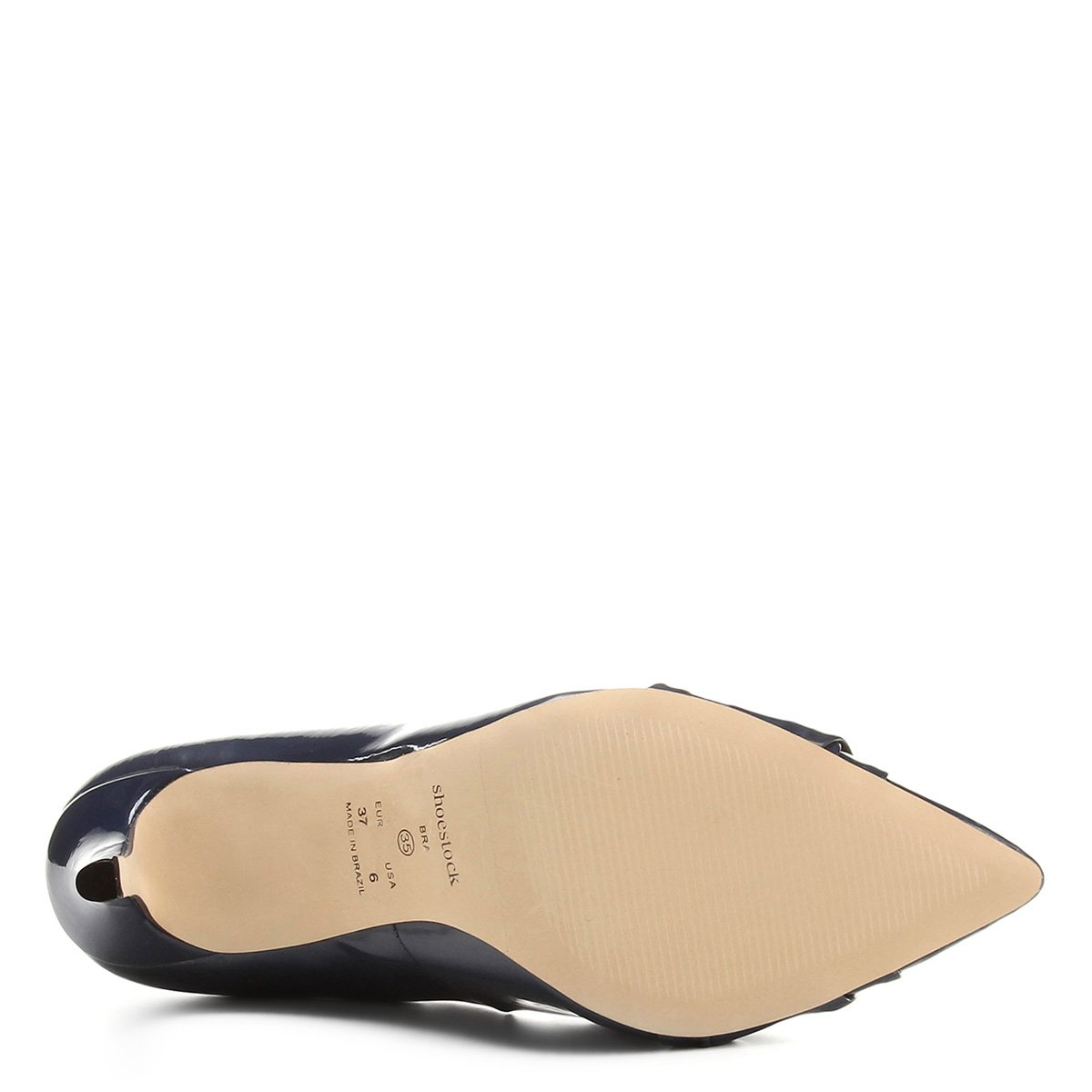 Scarpin Shoestock Alto Scarpin Marinho Shoestock Marinho Shoestock Salto Salto Alto Scarpin qIBwHnPBY