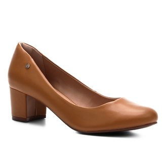 Scarpin Shoestock Salto Bloco