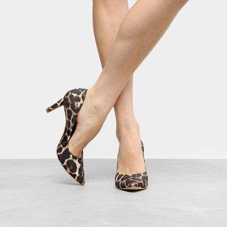 Scarpin Shoestock Salto Médio