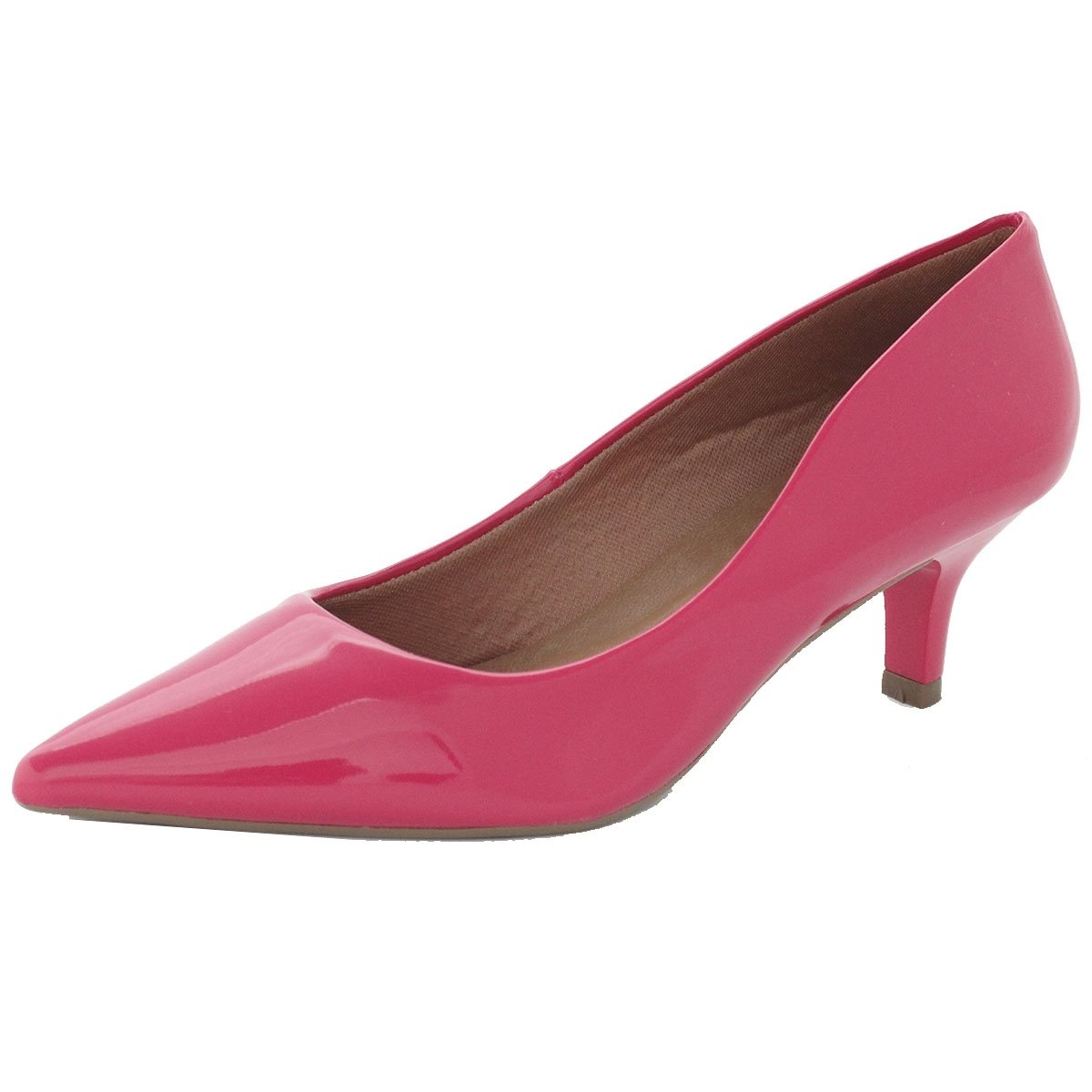 Stella Verniz Scarpin Za Stella Feminino Pink Za Scarpin Verniz CqxYIfZwx