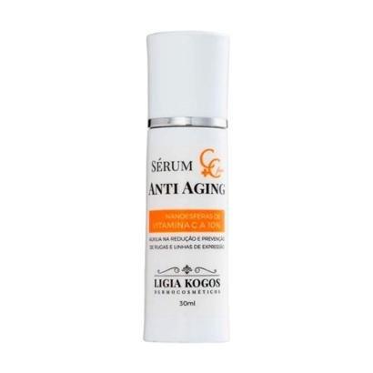 Sérum Anti-Aging Ligia Kogos C+C | Vitamina C em alta concentração