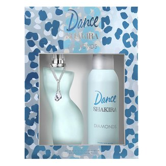 Shakira Dance Diamonds Kit - Eau de Toilette + Desodorante Kit