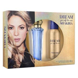 Shakira Dream Kit - Eau de Toilette 80ml + Desodorante 150ml