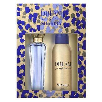 Shakira Dream Kit - Eau de Toilette + Desodorante Kit