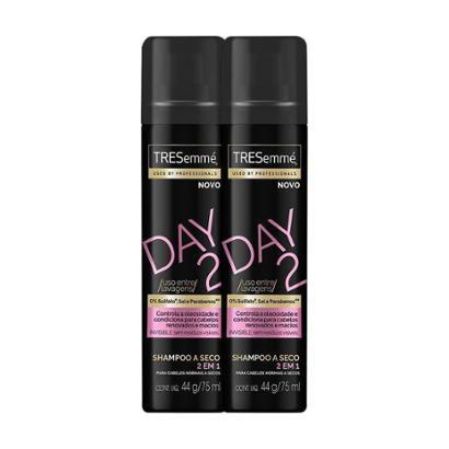 Shampoo A Seco Tresemmé 2 Em 1 Day 2 75ml - 2Un