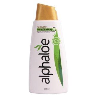 Shampoo Alphaloe de Aloe Vera (67% de Babosa) 300ml