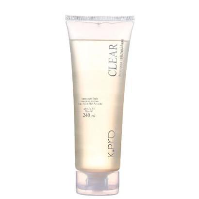 Shampoo Antirresíduo Kpro Clear Limpeza Profunda 240Ml-Feminino