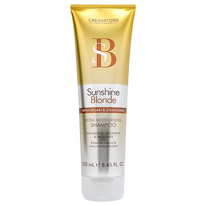 Shampoo Creightons Sunshine Blonde Extra Moisturising 250ml