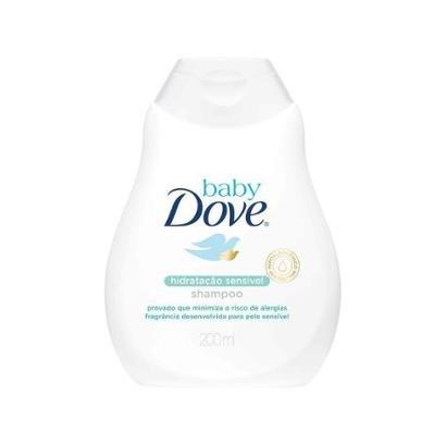 Shampoo Dove Baby Hidratação Sensível