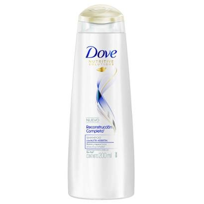 Shampoo Dove Reconstrução Completa - 200ml