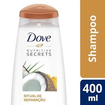 Shampoo Dove Ritual de Reparação Nutritive Secrets 400ml