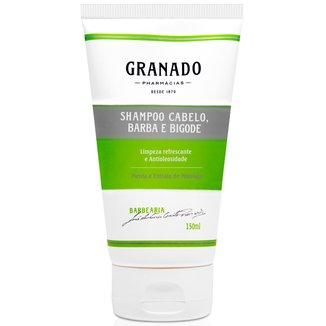 Shampoo Granado Cabelo, Barba e Bigode 150 ml