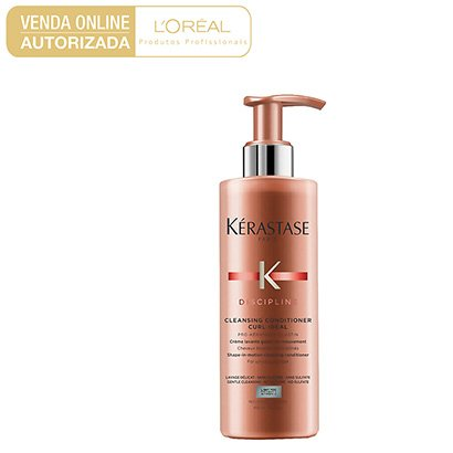 Shampoo Kérastase Discipline Curl Ideal Light Poo 400ml