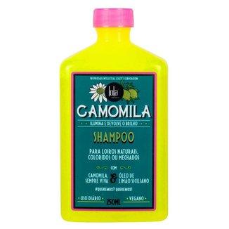 Shampoo Lola Cosmetics Camomila 250ml