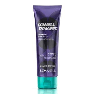Shampoo Lowell Dynamic - 240ml