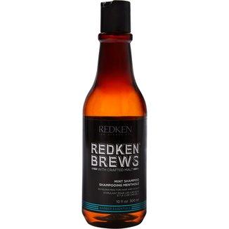 Shampoo Redken Brews Mint for Men 300ml