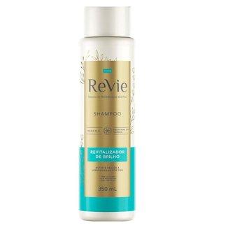 Shampoo Revie Revitalizador de Brilho Restaurador 350ml