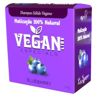 Shampoo Sólido em La Femme Barra Matizador 100% Natural Vegan Line