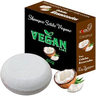Shampoo Sólido La Femme  em Barra Vegan Line