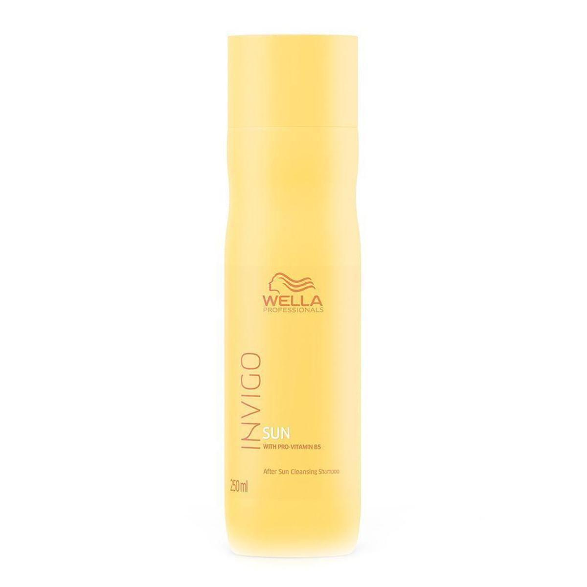 Shampoo Wella Professionals Invigo Sun Pós Sol 250ml - Incolor
