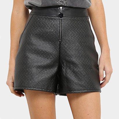 Short Acostamento Fashion Bm Feminino-Feminino