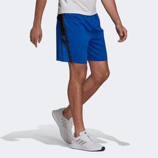 Short Adidas D2M Seasonal Masculino