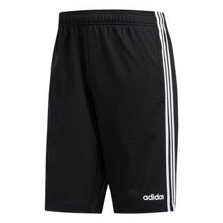 Short Adidas Essentials 3 Stripes Masculino
