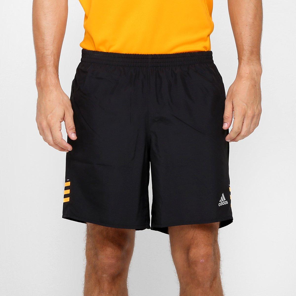 Puma Ignite Masculino Shorts de Corrida Split-Preto
