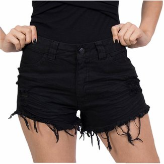 Short Classic Jeans Feminino