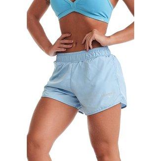 Short Fitness Heaven Azul Claro G CAJUBRASIL