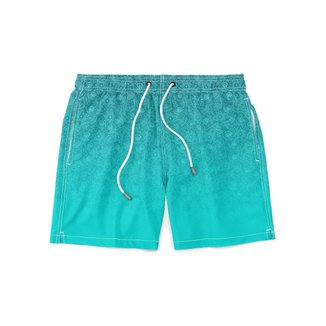 Short GIN TROPICAL Masculino Colors Moda Praia