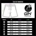 Short GIN TROPICAL Moda Praia Glasses Masculino
