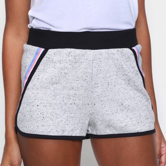 Short Hang Loose Botonê Feminino