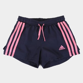 Short Infantil Adidas D2M Feminino