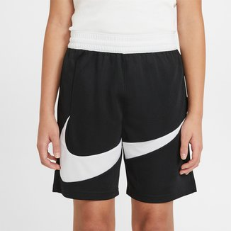 Short Infantil Nike Hbr Basketball Masculino