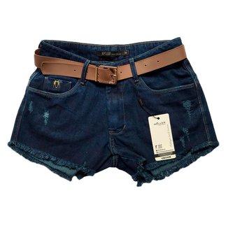 Short Jeans Miller Modelagem Empina Bumbum