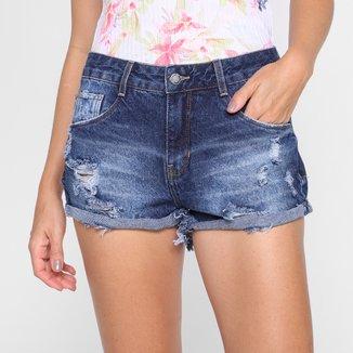 Short Jeans Rip Curl Authentic Denim Feminino