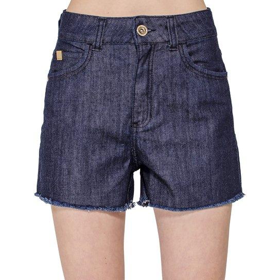Short Jeans Taylor Colcci - Azul