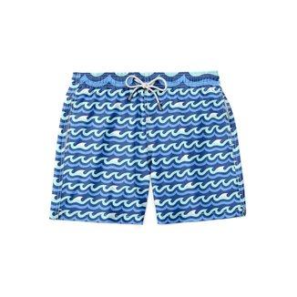 Short Maravs Moda Wave Praia Masculino
