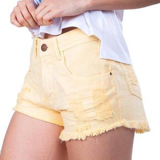Short Mormaii Jeans The Light Feminino