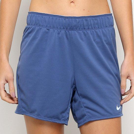 Short Nike Dry Attk Tr5 Feminino - Marinho