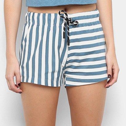 Short Osklen Summer Stripe Feminino