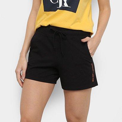 Short Pijama Calvin Klein Cotton Feminino