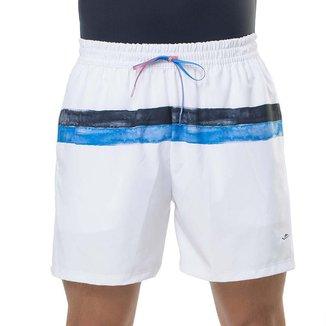 Short Sets Elite Masculino Liso Bolso Confortável Casual