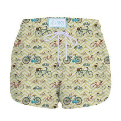 Short Vou De Bike Bidoo Feminino