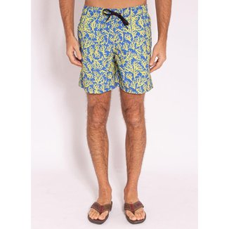 Shorts Aleatory Estampado Sunny - Masculino