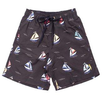 Shorts Aleatory Frigate Masculino